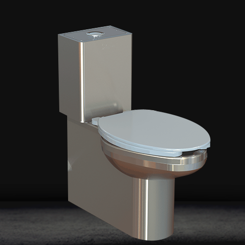 Stainless Steel Toilets Are a Lasting Solution
